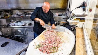Download INSANE KEBABS Handmade With a Sword - Palestinian Food in Nazareth! Video