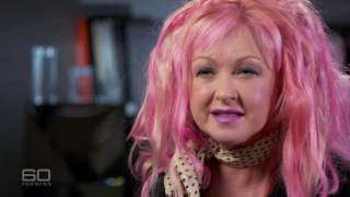 Download Sixty Minutes: Cyndi Lauper/Kinky Boots Special Video
