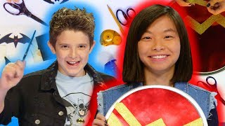 Download 🔴 Watch Now Live: Month Of Making | Creative DIY with Analei and Jett | DC Kids Video