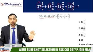 Download #1 SIMPLIFICATIONS TRICKS | MATHS | ALL COMPETITIVE EXAMS Video