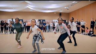 Download Petit Afro Presents - AfroDance || One Man Workshop Part 1 || Eljakim Video Video