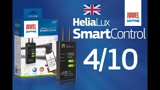 Download JUWEL Aquarium – Set up HeliaLux SmartControl, 4/10, english Video