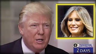 Download EPIC! DONALD TRUMP MADE MELANIA SMILE WITH WHAT HE SAID ON FOX NEWS THIS MORNING! Video