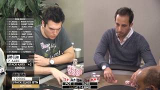 Download Doug Polk & Alec Torelli Blast Off in a Hand of the Year Contender!!! ♠ Live at the Bike! Video