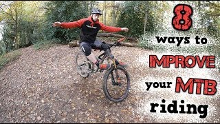 Download 8 TIPS TO IMPROVE YOUR MTB SKILLS! Video