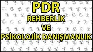 Download Rehberlik ve Psikolojik Danışmanlık (PDR) Hakkında Her Şey Video