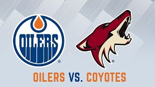 Download ARCHIVE   Post-Game Interviews - Oilers vs. Coyotes Video