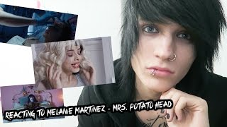 Download EMO REACTS Melanie Martinez - Mrs. Potato Head Music Video Video