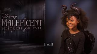 Download Maleficent: Mistress of Evil | Mini-Maleficent Interviews The Cast | Official Disney UK Video