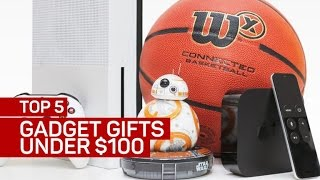 Download Top 5 gadget gifts under $100 (2016 edition) Video