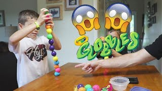 Download Twin vs Twin: Globbles! Fun Family Toy for Kids Video