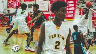 Download Zaire Wade INSANE JELLY!! GOES STEPH CURRY MODE!! 5 THREES! Video