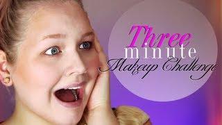 Download Three Minute Makeup Challenge! Video