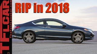 Download Top Five Newly Discontinued Cars and Why They Died Video