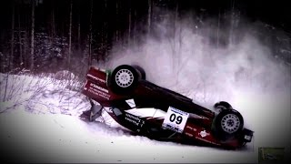 Download Best of Finnish Rally Crashes & Action 2016 Video