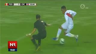 Download ¡Revisamos lo mejor del partido entre Costa Rica y Perú! Video