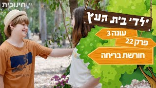 Download ילדי בית העץ עונה 3 | פרק 22 - חורשת בריחה | שידורי בכורה ביוטיוב 🔥 Video