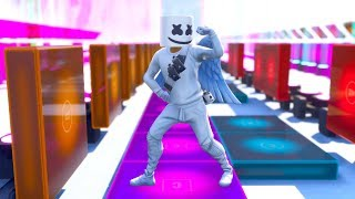 Download So I made the Fortnite Emote music using the In-Game Music Blocks..! pt. 2 Video