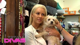 Download Maryse gets emotional when she finds another dog to adopt: Total Divas Bonus Clip, Nov. 30, 2016 Video