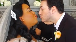 Download MY WEDDING MAKEUP TUTORIAL | PatrickStarrr Video