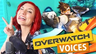 Download OVERWATCH VOICE IMPRESSIONS Video