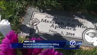 Download Drunken driver sentenced for killing an unborn baby Video