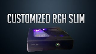 Custom Jasper RGH Xbox 360 with LED Storm v2 For sale Free Download