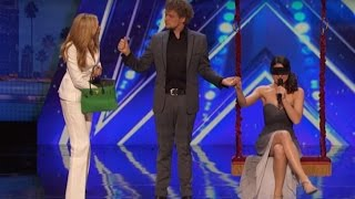 Download BEST Magic Show in the world - Cool Couple America's Got Talent - The Clairvoyants Video