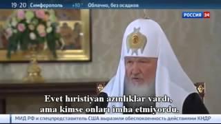 Download Rusya Ortodoks Patriği Kirill'den Osmanlı hakkında şok sözler Video