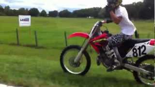 Download 03 cr250 5th gear wheelies Video