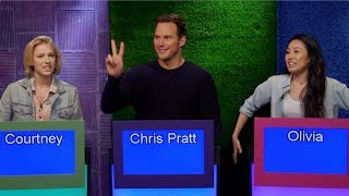 Download CHRIS PRATT is on our Game Show! Video
