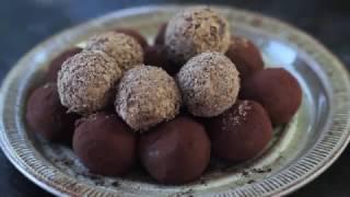 Download Chocolate Caramel Truffles Recipe Video
