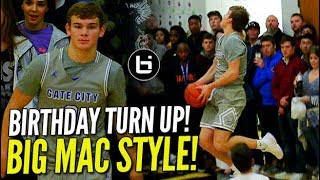 Download Mac McClung BIRTHDAY TURN UP in Front of SOLD OUT CROWD! Video