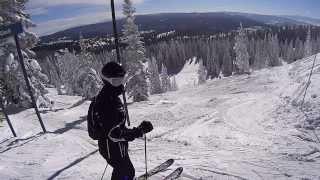 Download Tree Skiing Steamboat Springs (Alarm Clock Run) Video