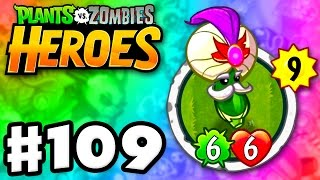 Download The Great Zucchini! - Plants vs. Zombies: Heroes - Gameplay Walkthrough Part 109 (iOS, Android) Video