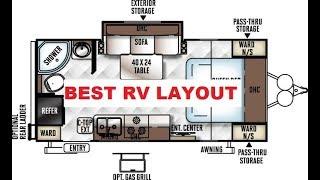 Download BEST RV LAYOUT EVER, 21FBRS MICRO LITE, Flagstaff Video