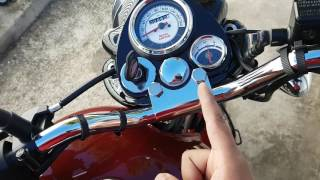 Download How to use the Ammeter (Amp Meter) in Royal Enfield Classic 350 and Bullet 350 Video