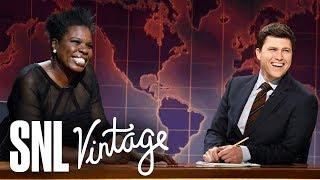 Download Weekend Update: Leslie Jones on Her Perfect Man - SNL Video
