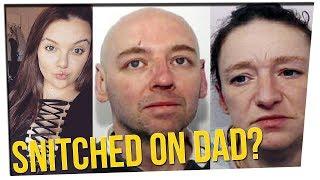 Download Teen Turns in Her Burglar Dad ft. DavidSoComedy Video