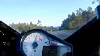 Download Suzuki GSXR 1000 K1 Portugal Top Speed Video
