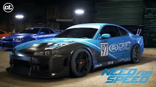 Download Need For Speed 2015 - Nissan Silvia S15 Customization Video