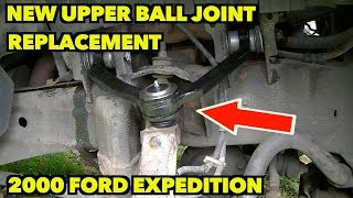 Download Upper Ball Joints.YOU CAN DO IT!! Step by Step...How to replace them on a 1997-2003 Expedition. Video