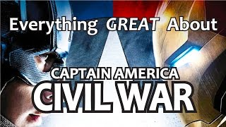Download Everything GREAT About Captain America: Civil War! Video