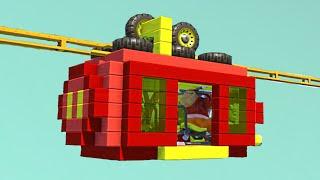 Download CABLE CAR BUILD CHALLENGE! (Scrap Mechanic) Video