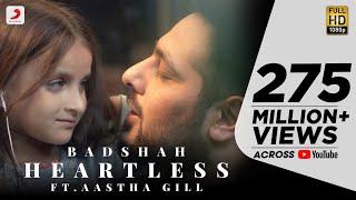 Download Heartless - Badshah ft. Aastha Gill | Gurickk G Maan | O.N.E. ALBUM Video