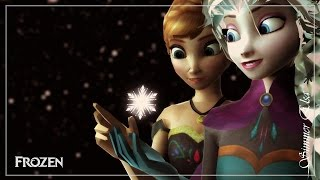 Download MMD - Frozen in Christmas Special | Simmer Elsa 2015 Video