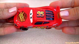 Download 10 Cars Three-Way Tie Gift Pack Radiator Springs Classic Disney Pixar ToysRus TRU Video