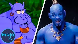 Download Top 10 Worst Changes from Disney Live Action Remakes Video