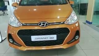 Download Hyundai Grand i10 2017 Automatic Sportz option Video