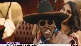 Download Shatta Wale's 'Gringo' - Joy Entertainment Prime (7-5-18) Video